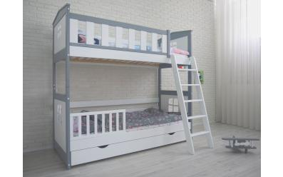 Кровать двухъярусная Хома 10