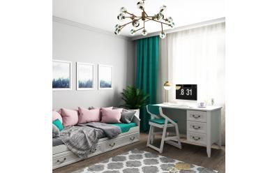 Набор мебели Изумрудная Классика