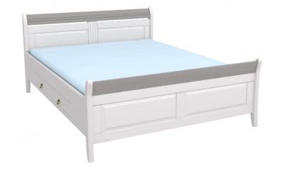 Кровать Бейли с ящиками 160*200