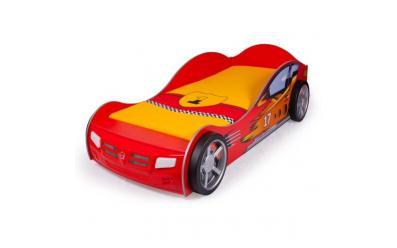 Кровать машина Champion (красная)