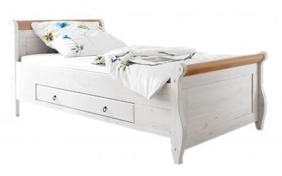 Кровать с ящиками Мальта 100