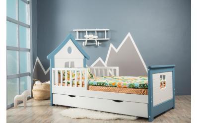 Кровать Хома 3