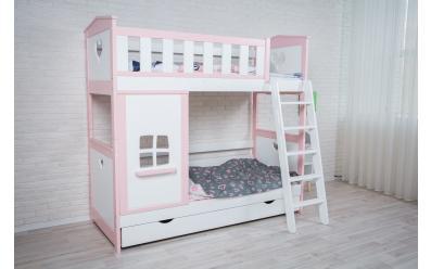 Кровать двухъярусная Хома 13