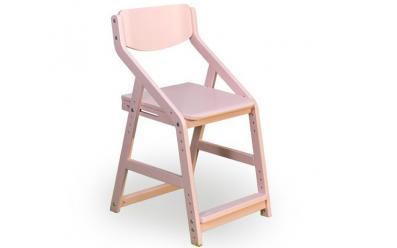Стул Робин Wood, розовый