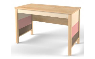 Стол Робин Wood розовый