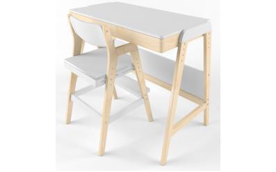 Стол и стул растущий Вуди Набор 5