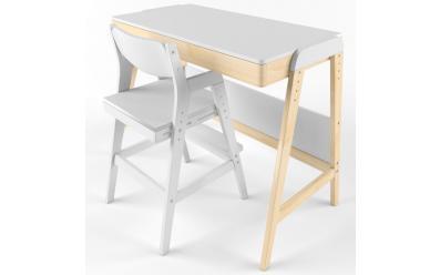 Стол и стул растущий Вуди Набор 7