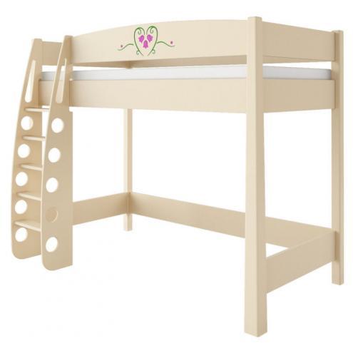 Кровать-чердак Принцесса