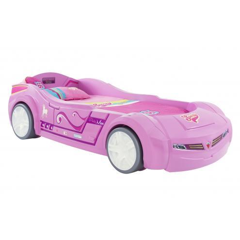 Кровать-машина Carbeds Pinky Max 90х195 (1333)