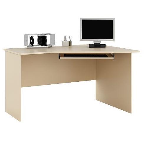 Угловой письменный стол-левый