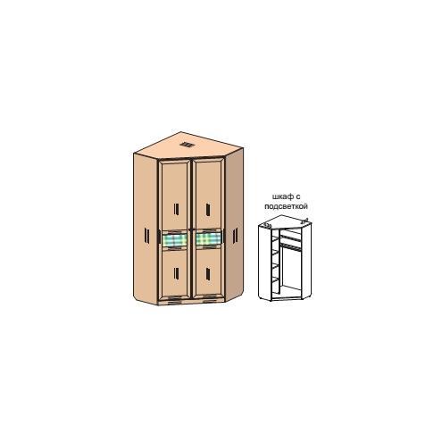 Шкаф Соня 69H034