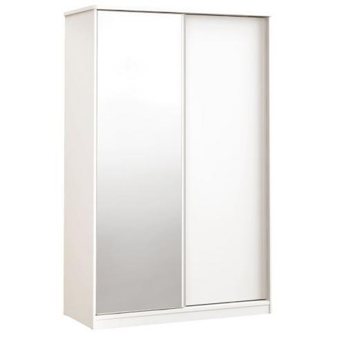Шкаф-купе малый White (1003)