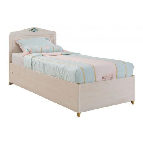 Кровать с подъемным механизмом Flora 90х190 (1705)