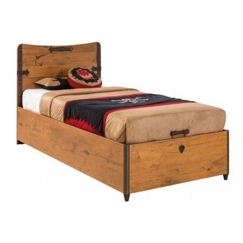 Кровать с подъемным механизмом Pirate (1705)