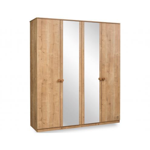 Шкаф 4-х дверный Natura (1005)