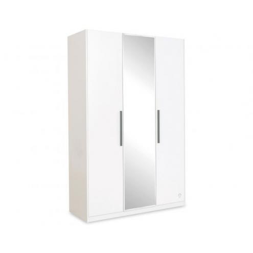 Шкаф 3-х дверный White (1002)