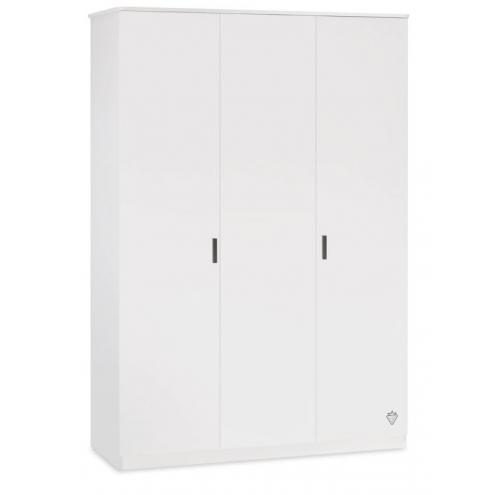 Шкаф 3-х дверный White Line (1013)