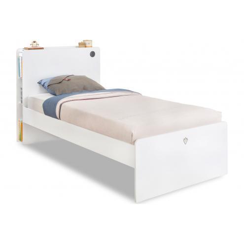 Кровать White 120x200 (1302)