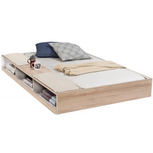 Выдвижная кровать Duo с полками 90х190 (1305)