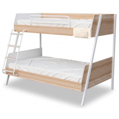 Кровать двухъярусная Duo (1401)