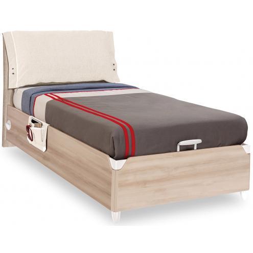 Кровать с подъемным механизмом Duo 100x200 (1705)