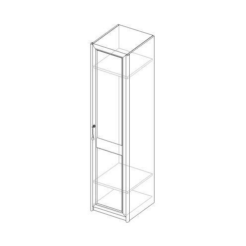 Шкаф для одежды с 1 дверью 21.031