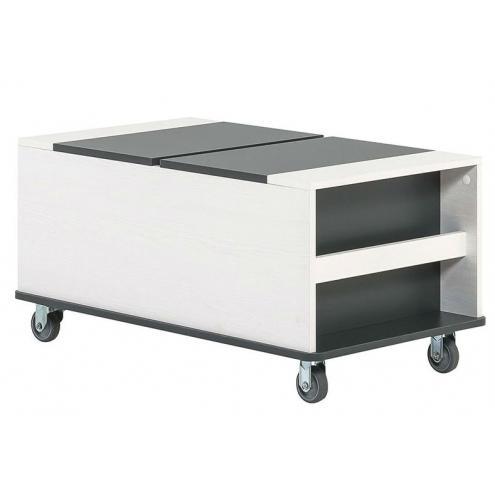 Журнальный столик/ Контейнер с ящиками для кровати multi Nest