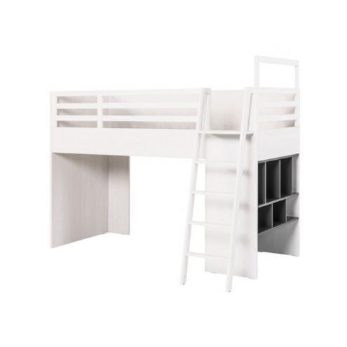 Кровать-чердак Nest правоосторонняя
