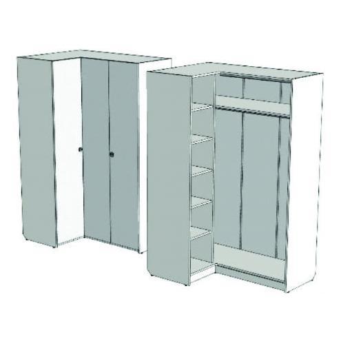 Шкаф-гардероб угловой VSU-41Q Velvet
