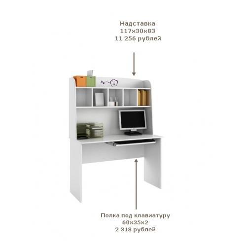 Письменный стол 120