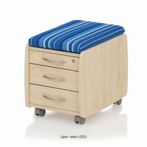 Тумба для стола Logo Trio Box