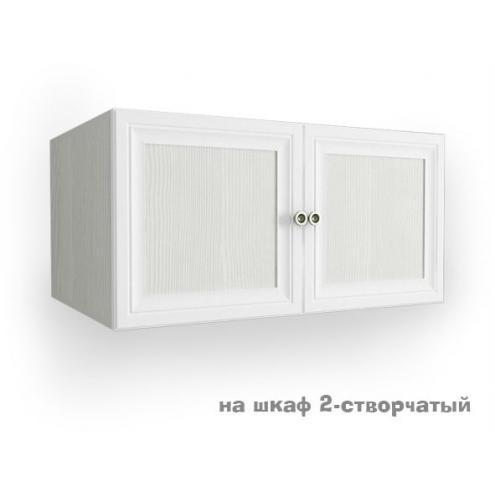 Антресоль на 2-х дверный шкаф Классика