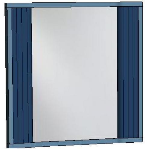Зеркало EZ80 Elegant