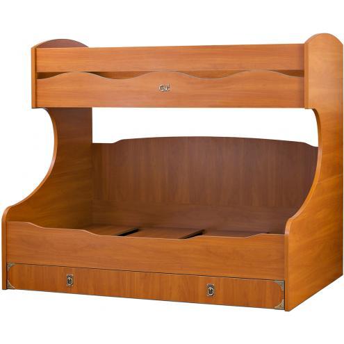 Кровать двухярусная Кн-55 Капитанъ