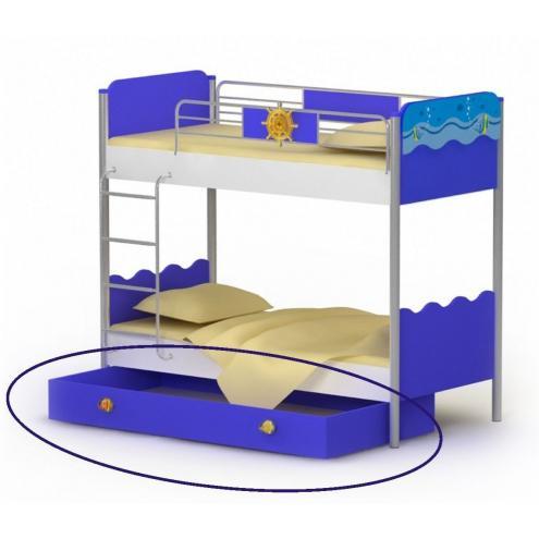 Ящик выкатной большой к кровати Od-12