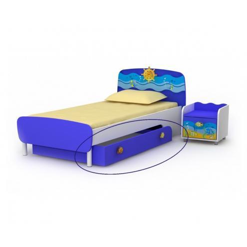 Ящик выкатной к кровати Od-11-11