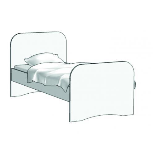 Кровать Стандарт KE-16