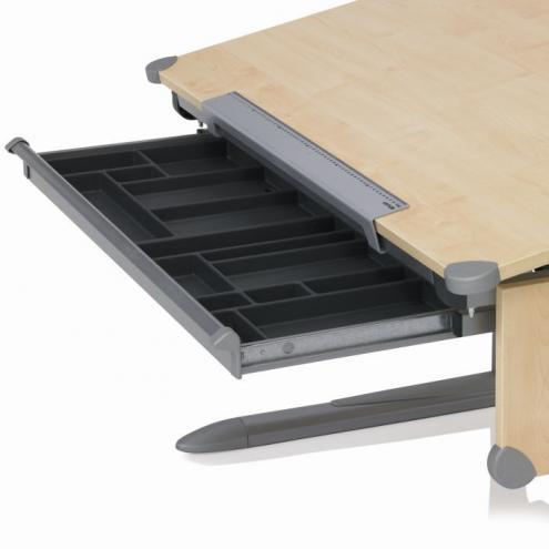 Вкладка-органайзер под столешницу парты