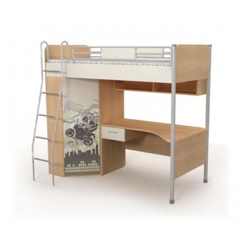 Кровать-чердак Mega