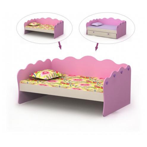Кровать - диванчик Pink