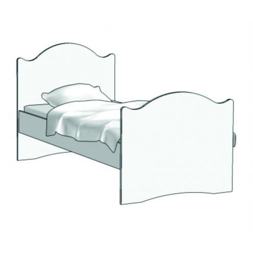 Кровать Эксклюзив KX-16