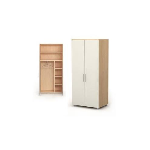 Двухдверный шкаф
