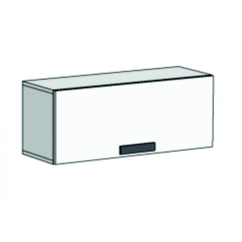 Шкаф навесной горизонтальный Junior MC-0250 с рисунком