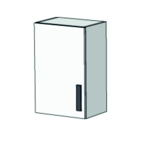 Шкаф навесной вертикальный Junior MC-0436 с рисунком