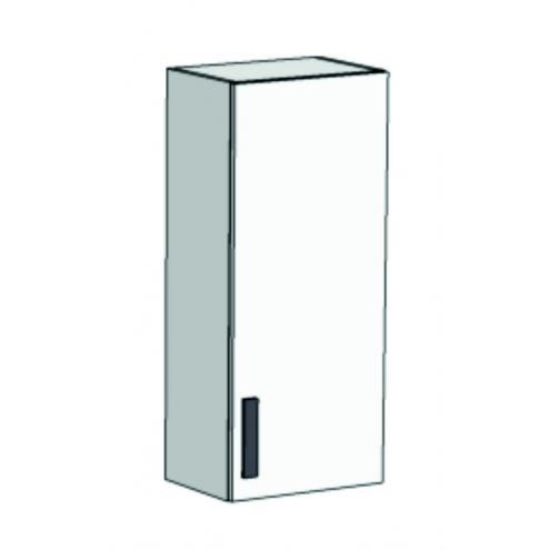 Шкаф навесной вертикальный Junior MC-0536 с рисунком