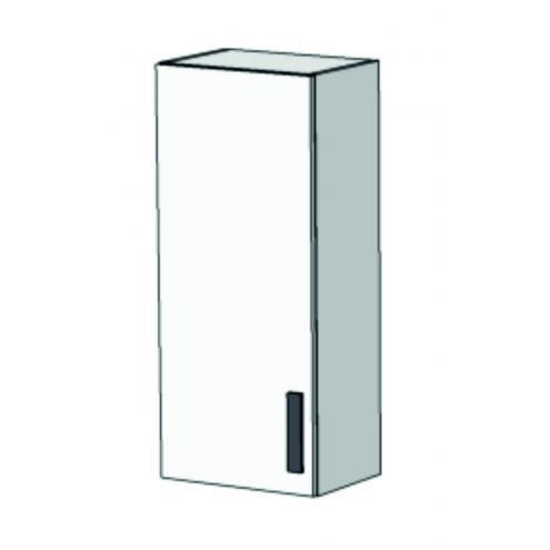Шкаф навесной вертикальный Junior MC-0636 L/R