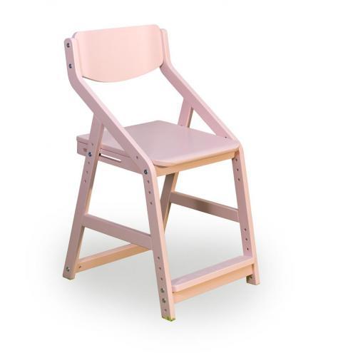 Стул Робин Wood (розовый)