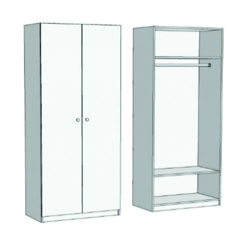 Шкаф для одежды Авто SH0-70 с рисунком