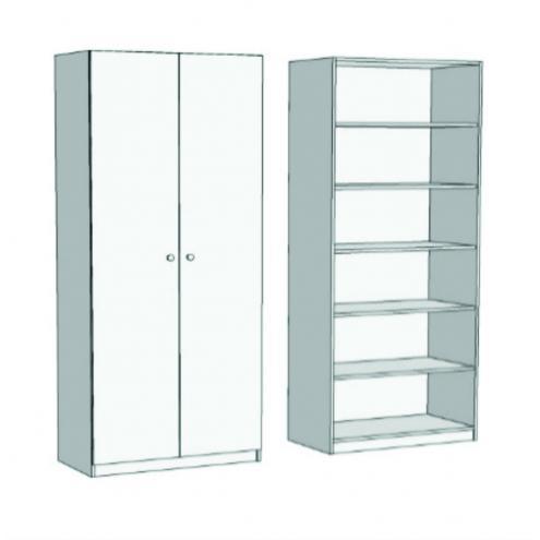 Шкаф для одежды SH1-70 с рисунком