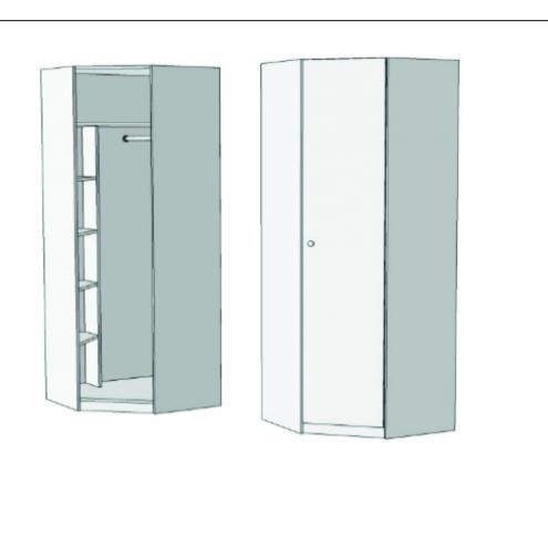 Шкаф угловой SH3-79